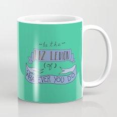 Liz Lemon Mug