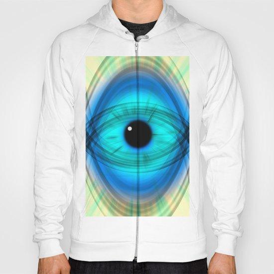 Eye abstract Hoody