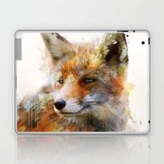 The cunning Fox Laptop & iPad Skin
