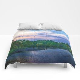 Little Racoon River Comforters