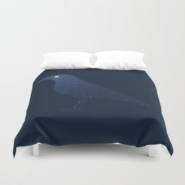 Nightbird Duvet Cover