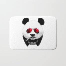 Panda Boss Bath Mat