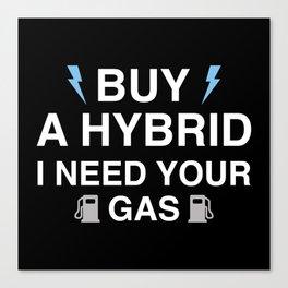 Buy A Hybrid Canvas Print