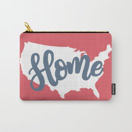 Patriotic Pillow Home Carry-All Pouch