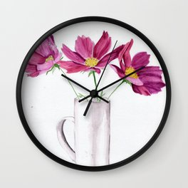 Cosmic Cuties Wall Clock