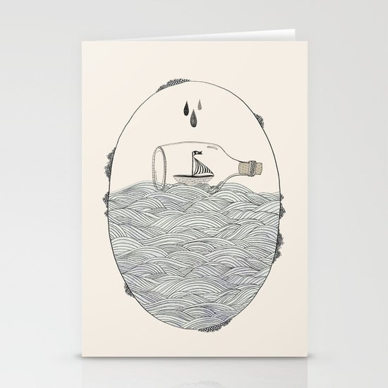 SEABOUND Stationery Cards