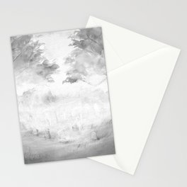 The Night Wire Stationery Cards