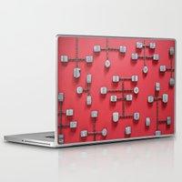 eames Laptop & iPad Skins featuring 061: Eames  - 100 Hoopties by 100 Hoopties