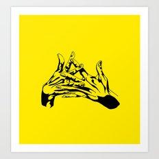 As1 Art Print