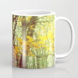 Woodland Abstract Coffee Mug