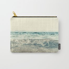 Vintage Waves Carry-All Pouch