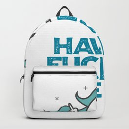 Have a Fucking nice day Backpack