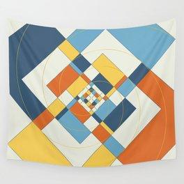 Fibonacci Experiment V Wall Tapestry