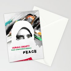 Freedom For Syria Stationery Cards