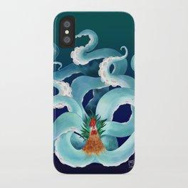 tentacock iPhone Case
