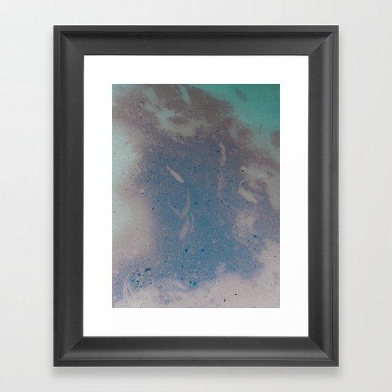 Dream Fish Framed Art Print