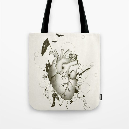 I Love Design Tote Bag