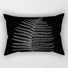New Zealand Fern Leaf Rectangular Pillow