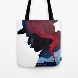Murder on the Orient Express Tote Bag