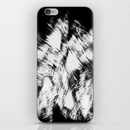 Brush iPhone Skin