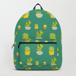 Greeny Cactus Backpack