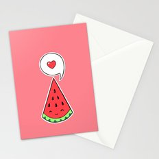 Watermelon 2 Stationery Cards