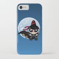 powerpuff girls iPhone & iPod Cases featuring Powerpuff Bayonetta by Marco Mottura - Mdk7