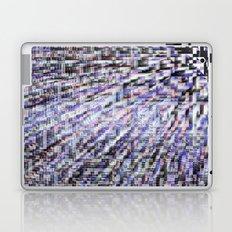 Gray Static Laptop & iPad Skin