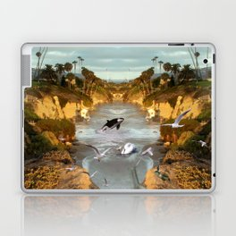 Fantasy Laguna beach Laptop & iPad Skin
