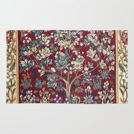 "William Morris ""Tree of life"" 2. Rug"