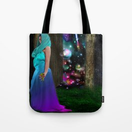Keeper of the universe Tote Bag
