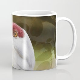 Bird Art - Look Who's Talking Coffee Mug