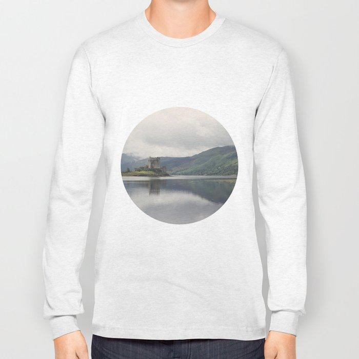 Eilean Donan Long Sleeve T-shirt