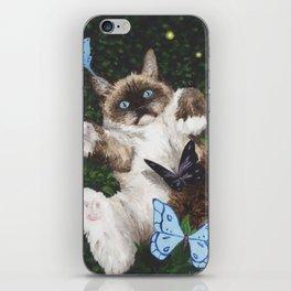 Max the Cat iPhone Skin