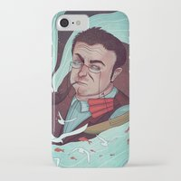milky way iPhone & iPod Cases featuring Milky Way  by Fravenmort