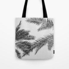 simply palm leaves Tote Bag