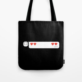 An Expression Of Love Tote Bag