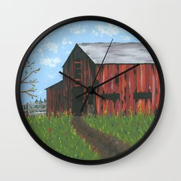 As Time Passes Wall Clock