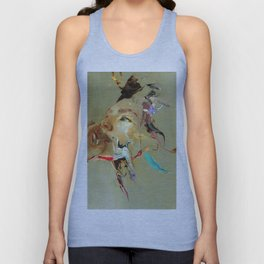Waiting Unisex Tank Top