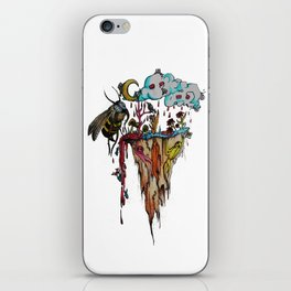 Cloudburst iPhone Skin