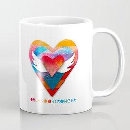 Orlando Stronger Coffee Mug