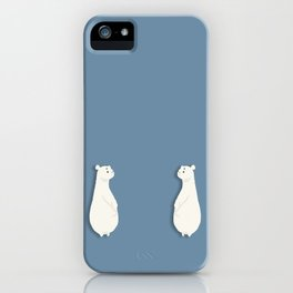 Nice to meet you iPhone Case