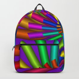 exploding lines -3- Backpack