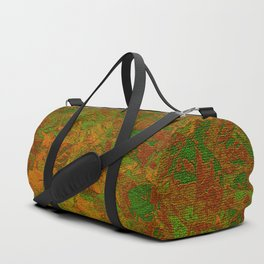 Abstract Garden Duffle Bag