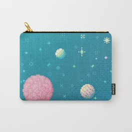 Brain Planet (8bit) Carry-All Pouch