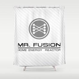 MrFusion Design Shower Curtain