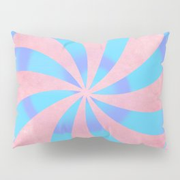 Psychedelic Candy Pillow Sham