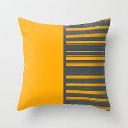 Ladder serigraphy 1b Throw Pillow