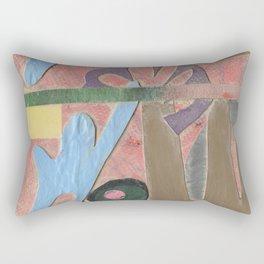Flower Dance Rectangular Pillow
