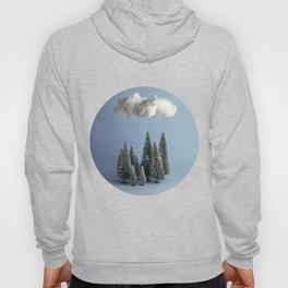 A cloud over the forest Hoody
